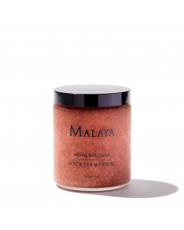 Malaya Organics - Refining Body Polish - BLACK TEA & NEROLI