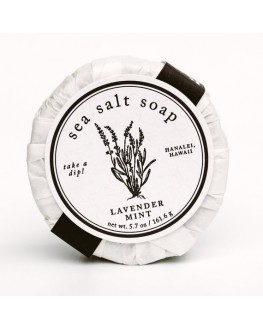 Kopa Kauai - Lavender Mint Sea Salt Soap