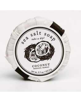 Kopa Kauai - Coconut Sea Salt Soap