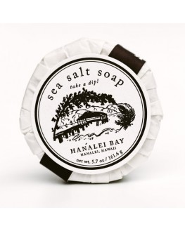 Kopa Kauai - Hanalei Bay Sea Salt Soap