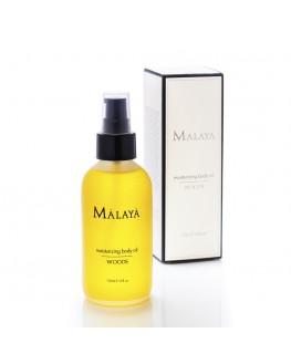 Malaya Organics - Body Oil – Woods
