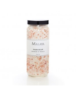 Malaya Organics - Decadent Bath Salts