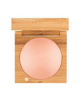 - Blush Enlumineur Compact en teinte Cheek Crush Antonym
