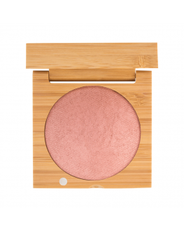 - Baked Highlighting Blush Lily
