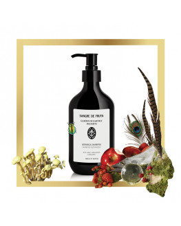 Sangre de Fruta - Botanical Shampoo - Garden of Earthly Delights
