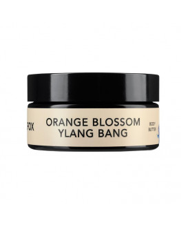- ORANGE BLOSSOM YLANG BANG Body Butter
