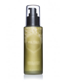 - Jasmine & Honey Cleansing Milk