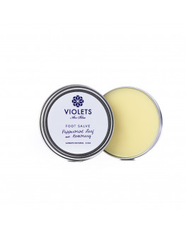 Violets Are Blue - Shea Butter and Black Seed Oil HEALING SALVE