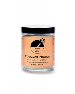 - Exfoliant Powder Mask
