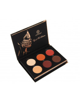 Lovinah - EYE OF THE SAHARA Cream Matte Palette