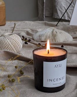 AYU - INCENSE Candle