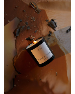 AYU - ROSE & OUDH Candle
