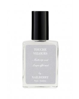 - Vernis Top Coat Mat Touche Velours