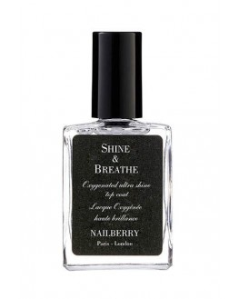 Nailberry - Shine & Breathe Oxygenated Top Coat