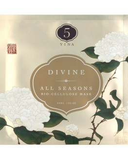 5yina - DIVINE All Seasons Biocellulose Mask