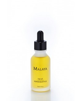 Malaya Organics - Hair Oil – Repair & Style